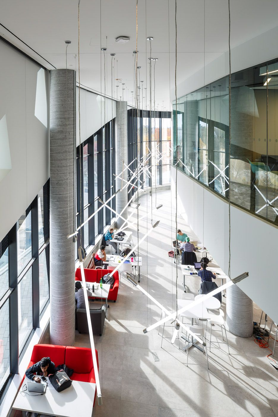 ZAS Creates Tessellated Facade For Toronto Engineering School. Architecture Interior  DesignDesign ...
