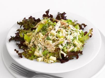 Creamy chicken and pasta salad recipe creamy chicken pasta creamy chicken and pasta salad forumfinder Choice Image