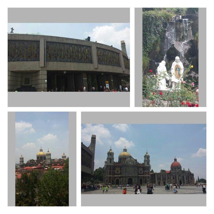 Basilica de Guadalupe, Mexico Df.