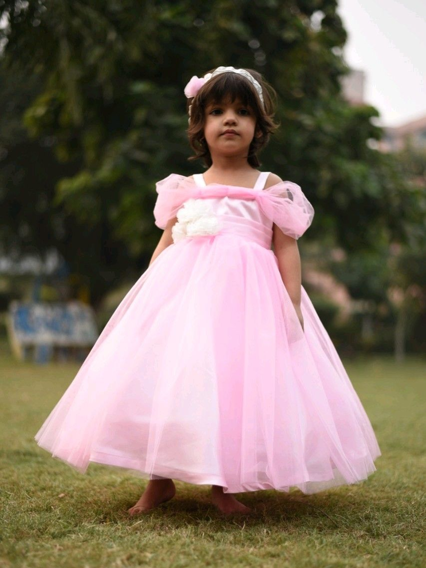 Barbie birthday gown with images birthday girl dress