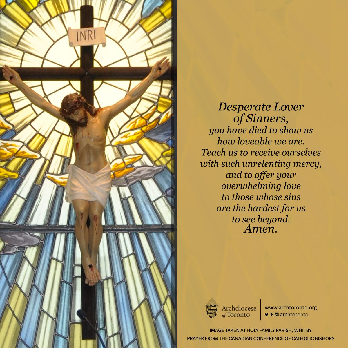 Pin By Archdiocese Of Toronto On Prayers Amp Quotes