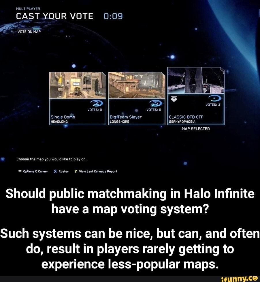 Halo tmcc matchmaking oppdatering