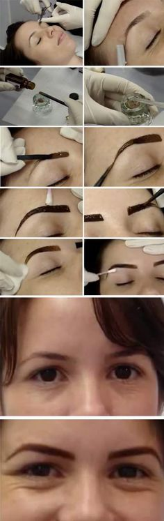 how-to-dye-your-eyebrows-at-home-6 | Women\'s World | Pinterest ...