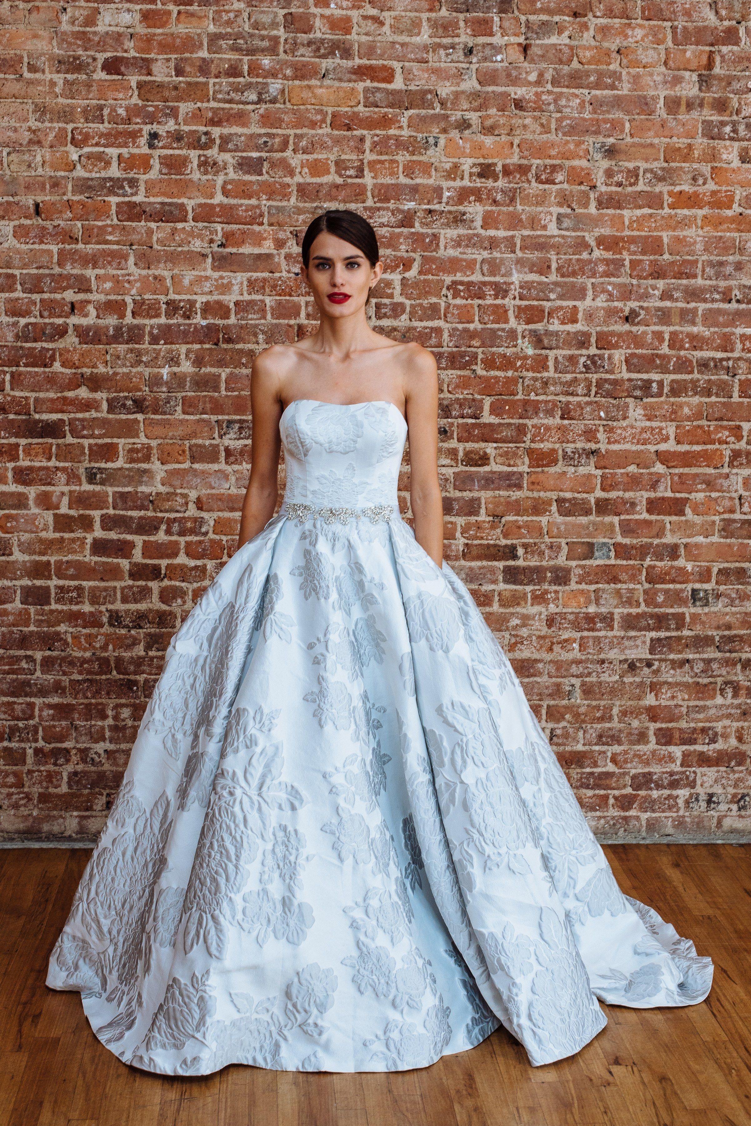 Oleg Cassini Bridal Wedding Dress Collection Fall 2018 Brides