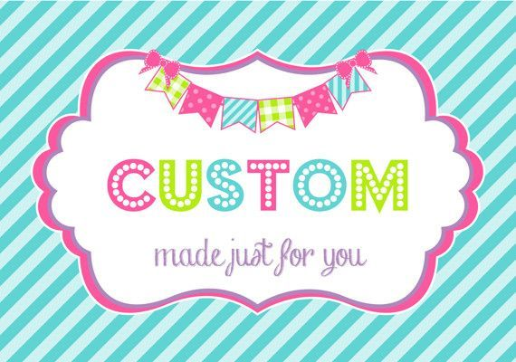 custom order processing for new designs happy birthday banners