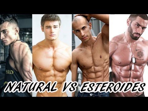 Youtubers Naturales Vs Youtubers en Esteroides [Fitness