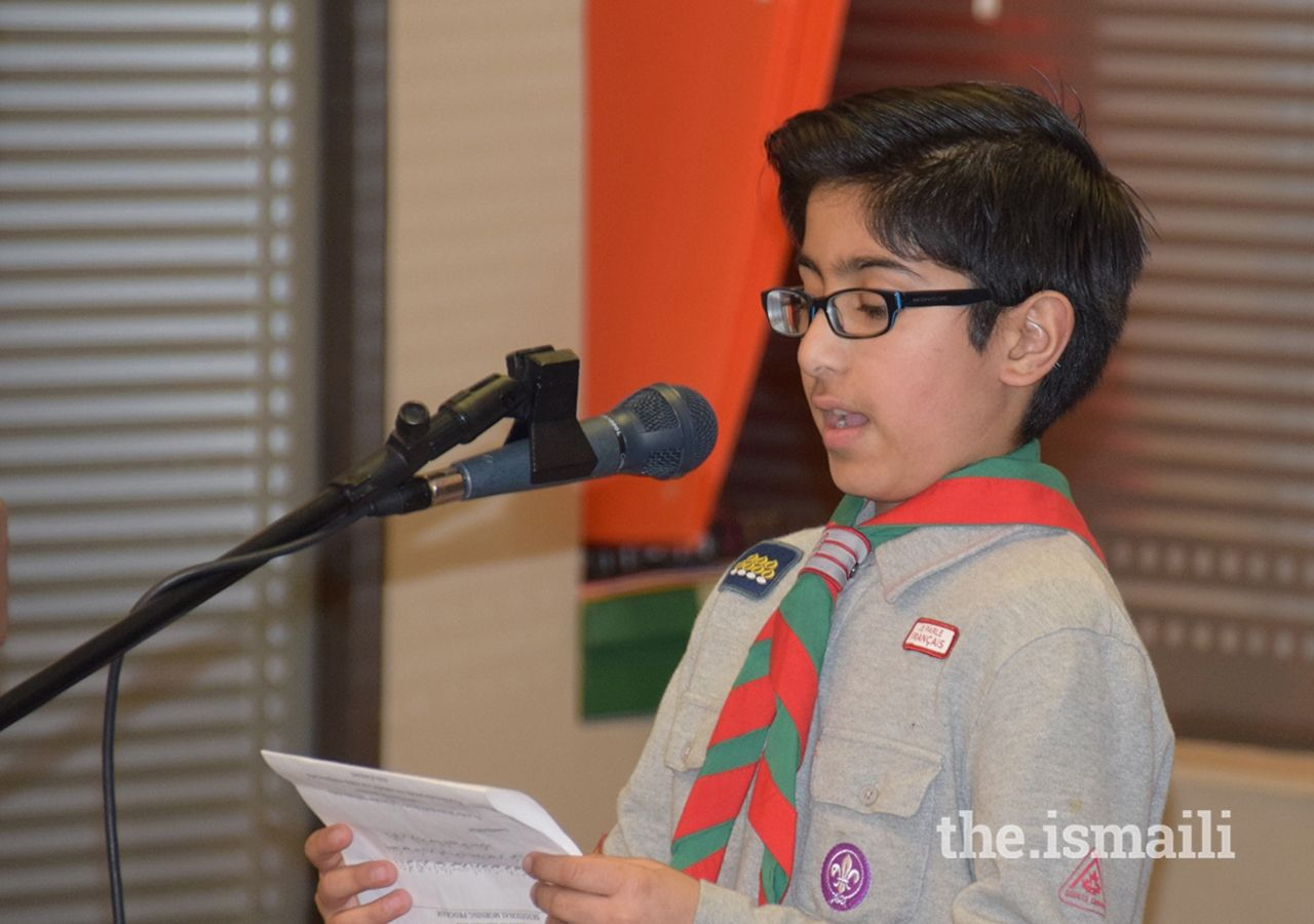 Ayaan Jeraj Is A Member Of Scouts As Well As A Youth Volunteer Youth Volunteer Volunteer Work Volunteer