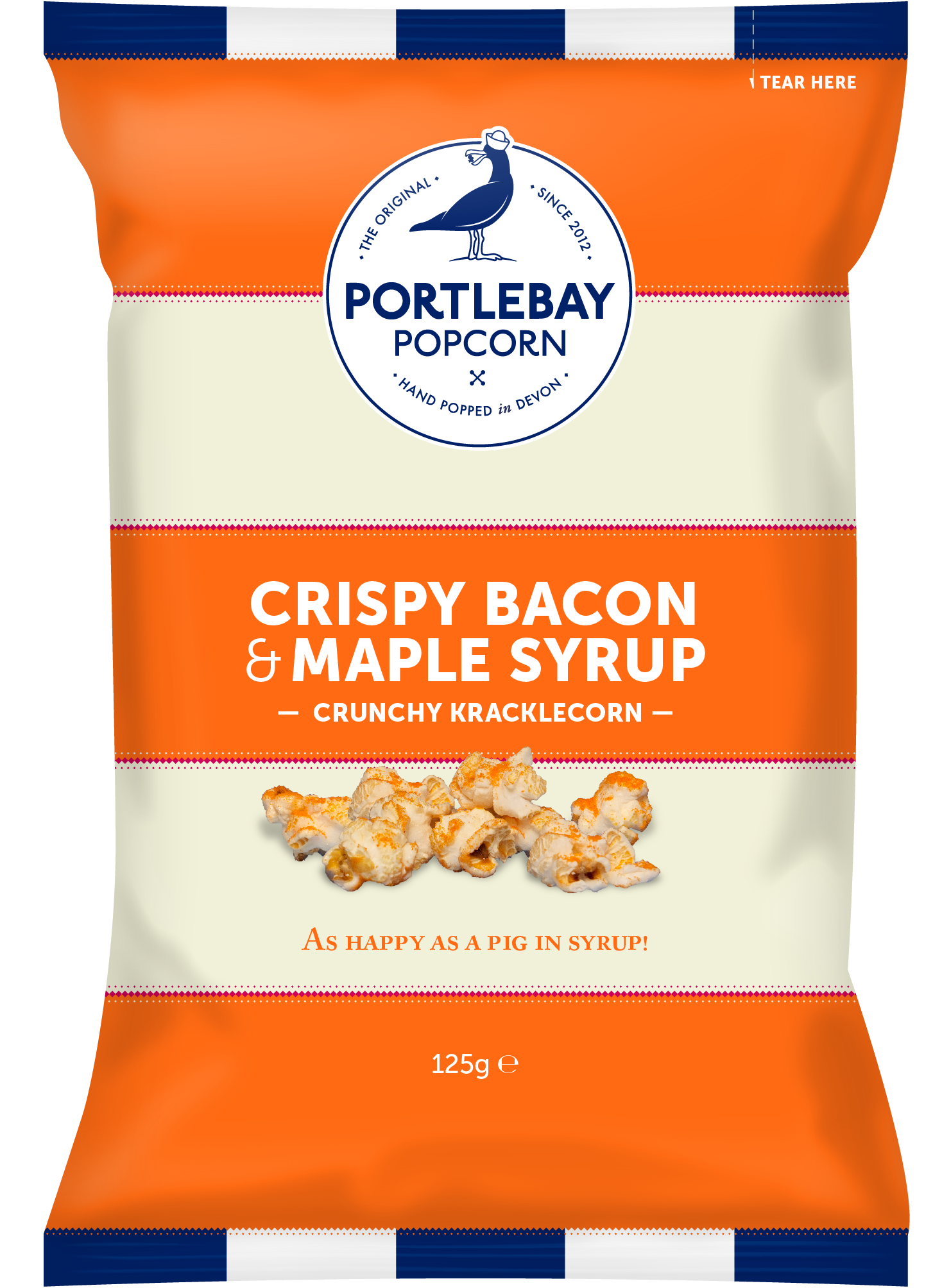 Crispy Bacon & Maple Syrup