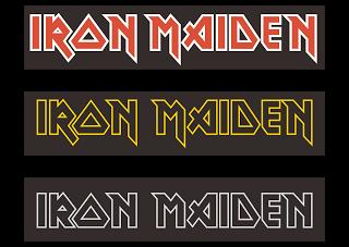 Iron Maiden Logo Vector Free Vector Logos Download Vector Logo Iron Maiden Maiden