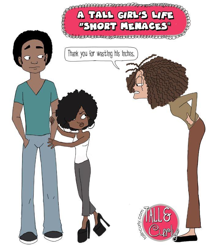 Perks of dating a short girl