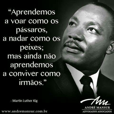Martin Luther King Sabedoria Frases Frases Indiretas E