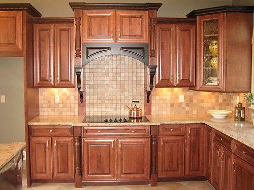 N. Attleboro Kitchen With Schrock Cabinets