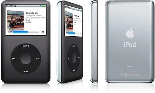 Identifying iPod models