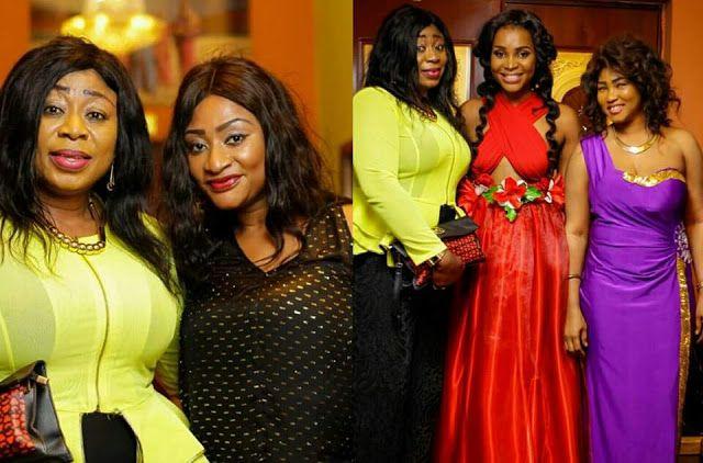 See photos as stars glam up for Benedicta Gafahs birthday bash