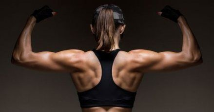 21 Trendy Fitness Motivacin Pictures Woman Muscle #fitness