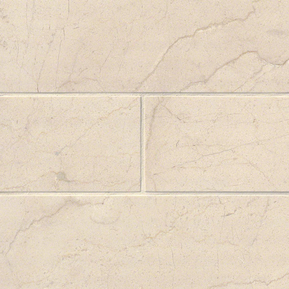 Crema marfil 4x12 polished marble backsplash tile kitchen crema marfil 4x12 polished marble backsplash tile dailygadgetfo Image collections
