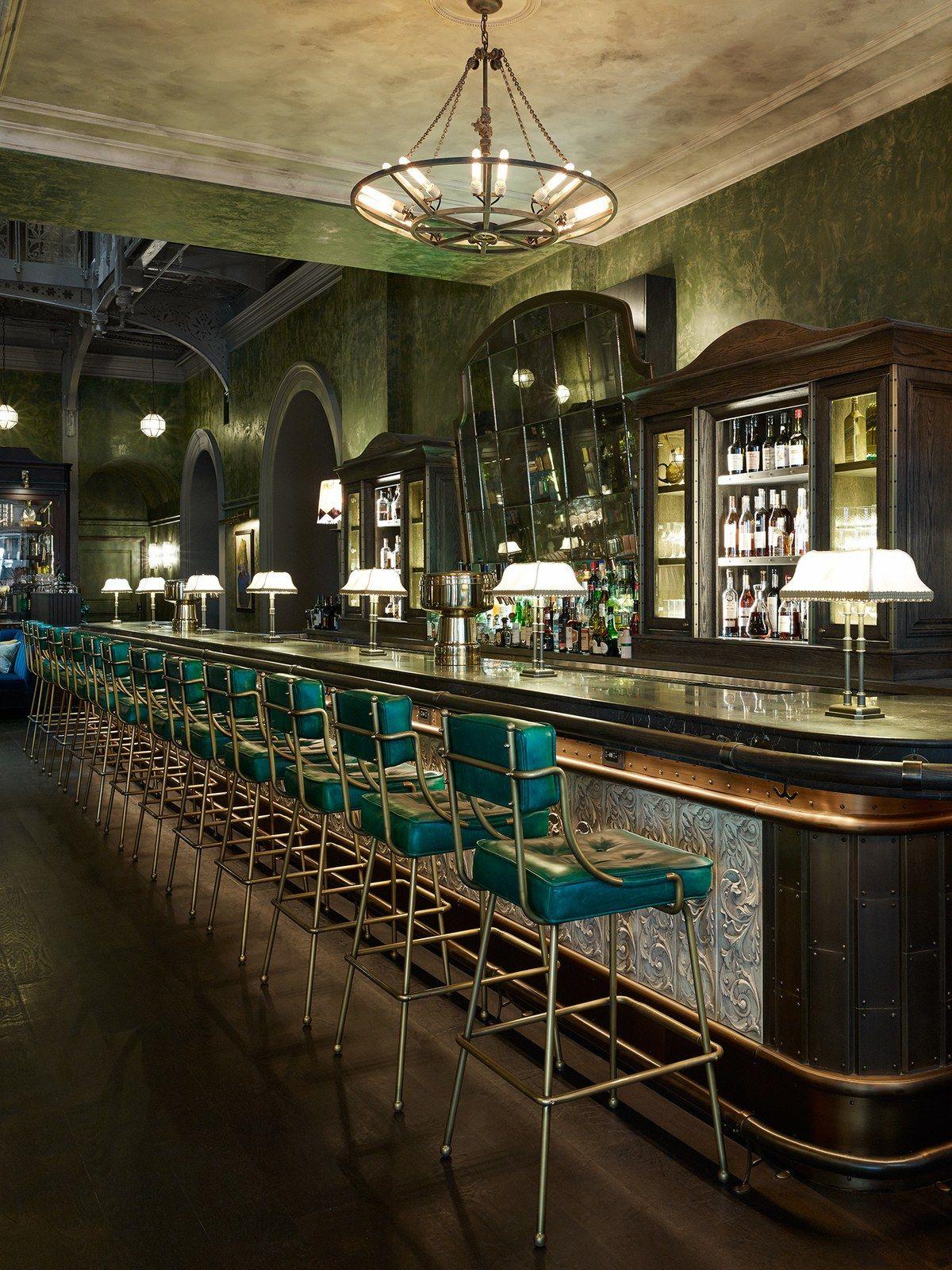 24 Best Bars In New York City Luxury Bar Restaurant