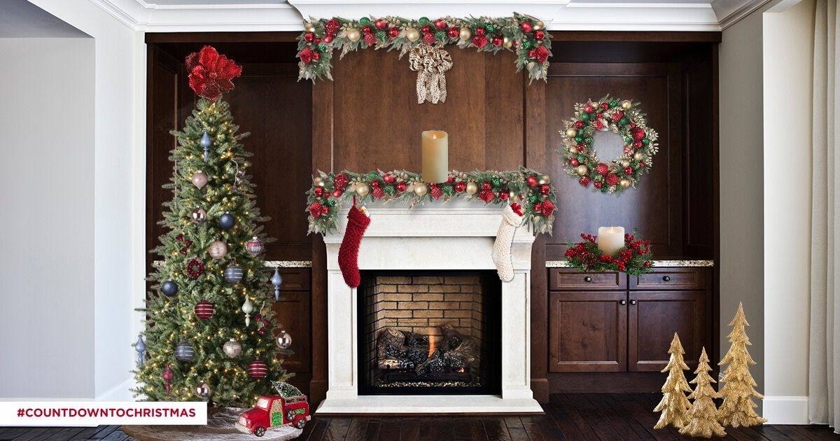 I just entered @HallmarkChannel's Holiday Home Decoration Sweepstakes, part of # ...