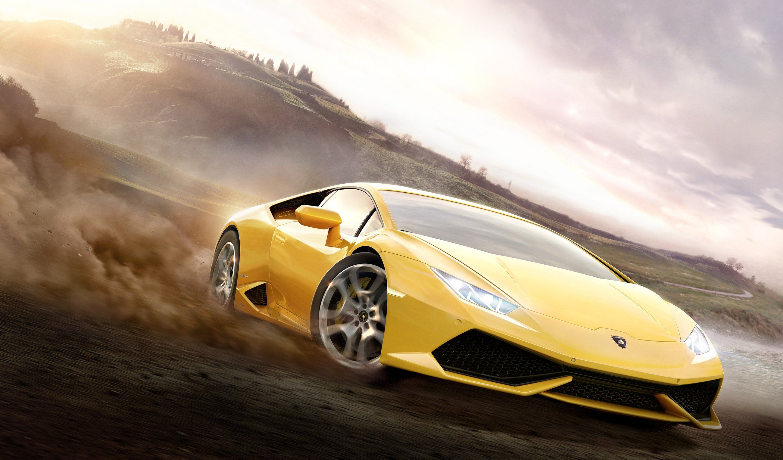 Lamborghini Huracan Wallpaper Background Free Download Forza