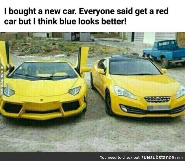 Bought A New Car Funny Laugh Be Like Bro Laughing Colors