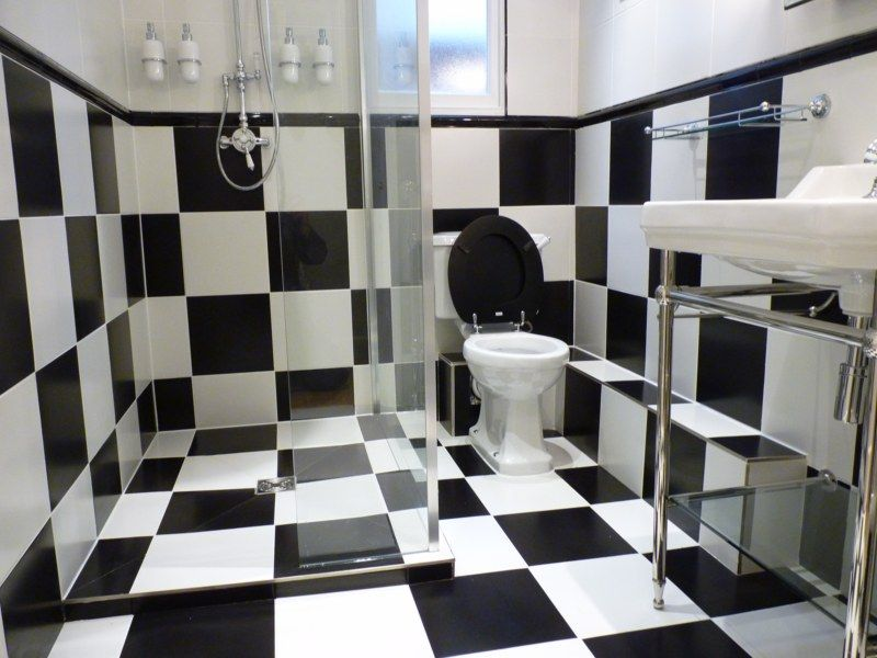 OXO Bathrooms   Bathroom Installers SW London   Wetroom Site