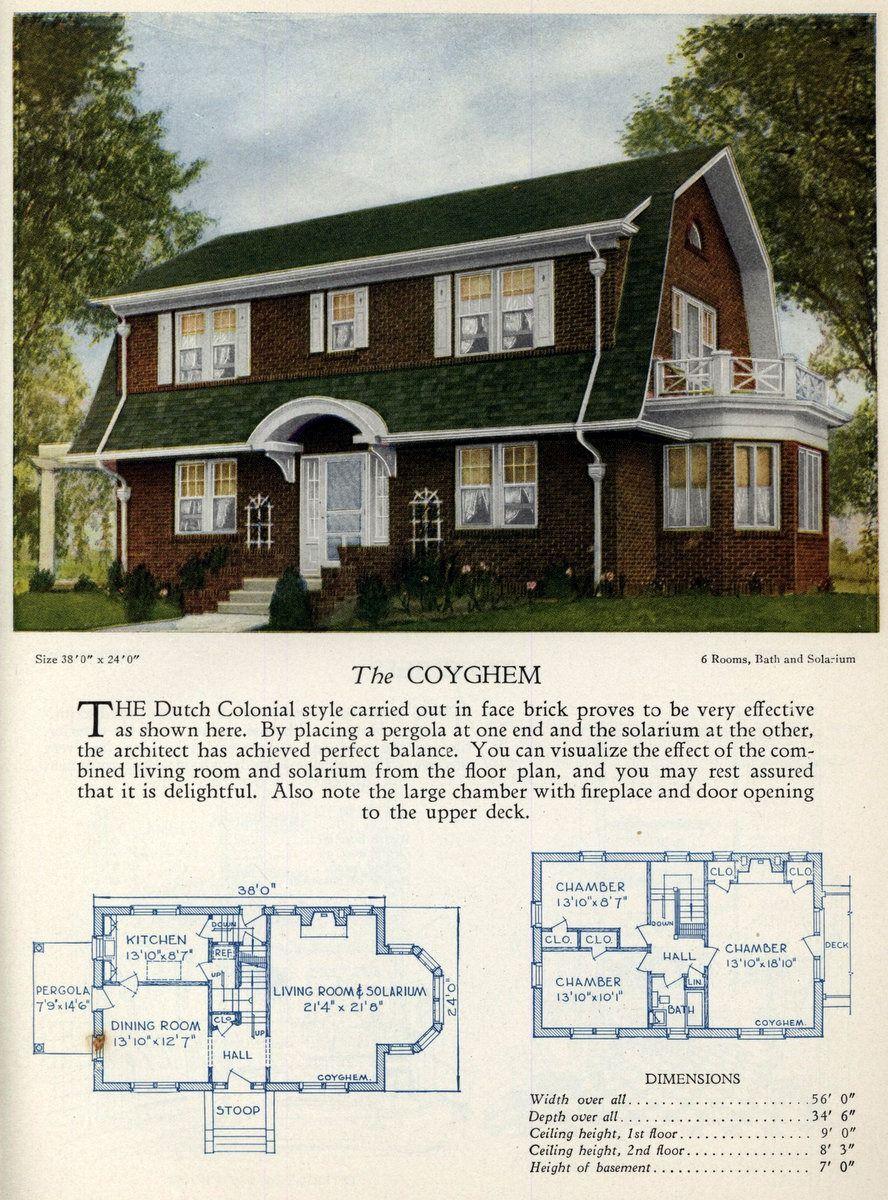 Vintage Home Designs The Coyghem American Home Design Vintage House House Design