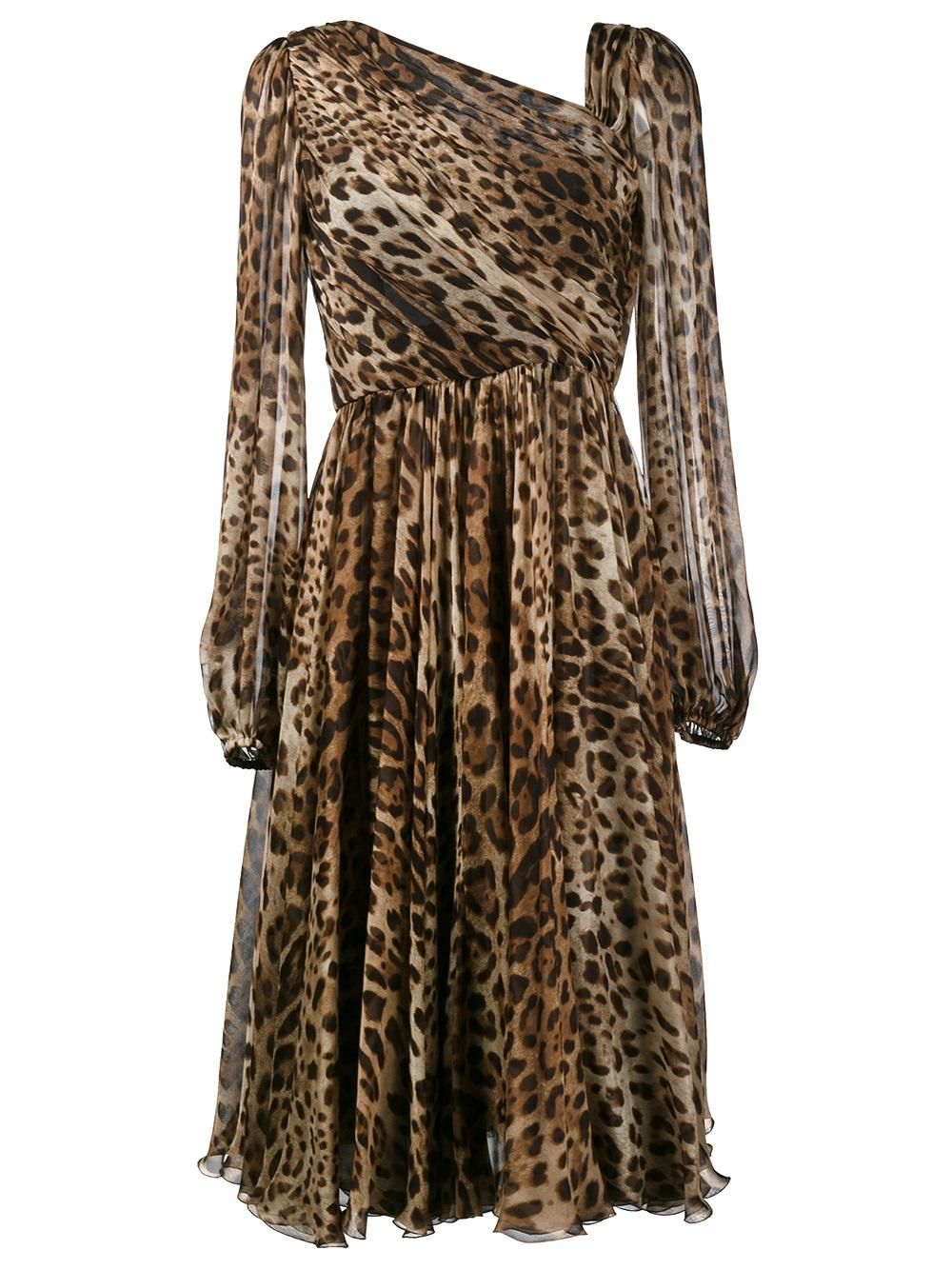 df7b1074cf67 DOLCE & GABBANA leopard print dress | Fashion Lust | Leopard dress ...