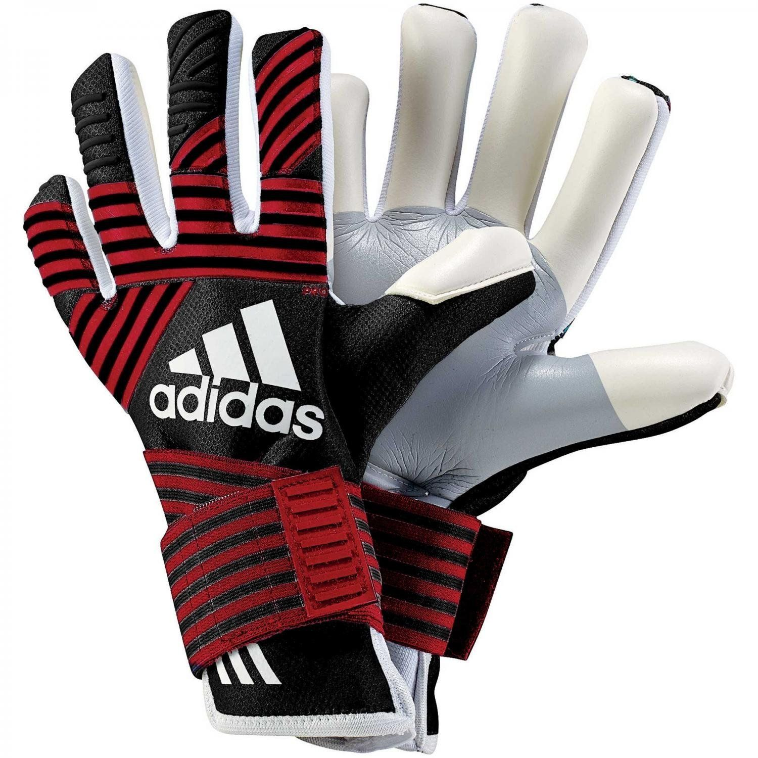 Amazon Com Adidas Ace Trans Pro Manuel Neuer Goalkeeper Gloves Size Sports Outdoors Goleiro Futebol Luvas
