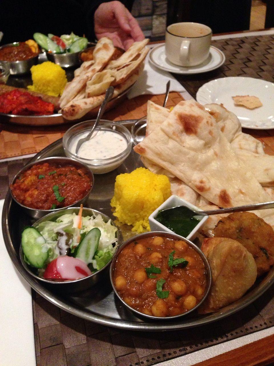 カレー屋さんのご馳走 // Curry feast