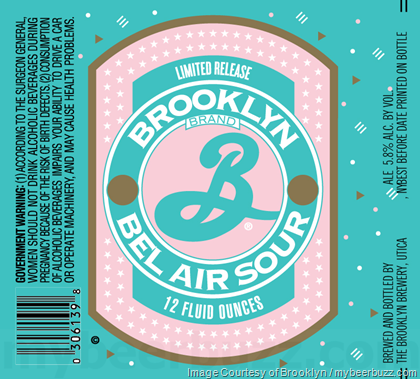 Brooklyn Brewery Bel Air Sour Brooklyn brewery