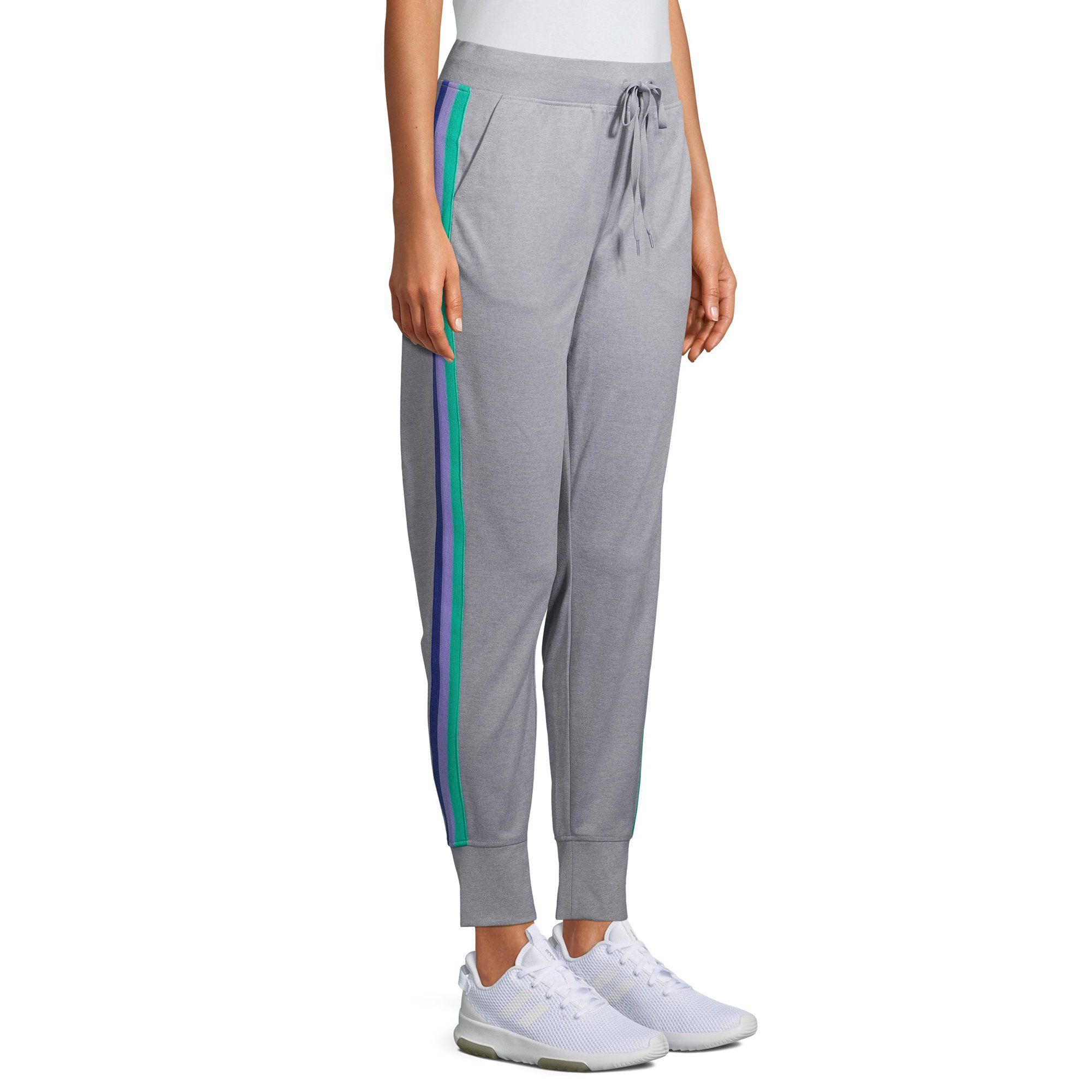 Athletic Works Athletic Works Women S Athleisure Track Jogger Pants Walmart Com Athleisure Women Athleisure Joggers Jogger Pants [ 2000 x 2000 Pixel ]