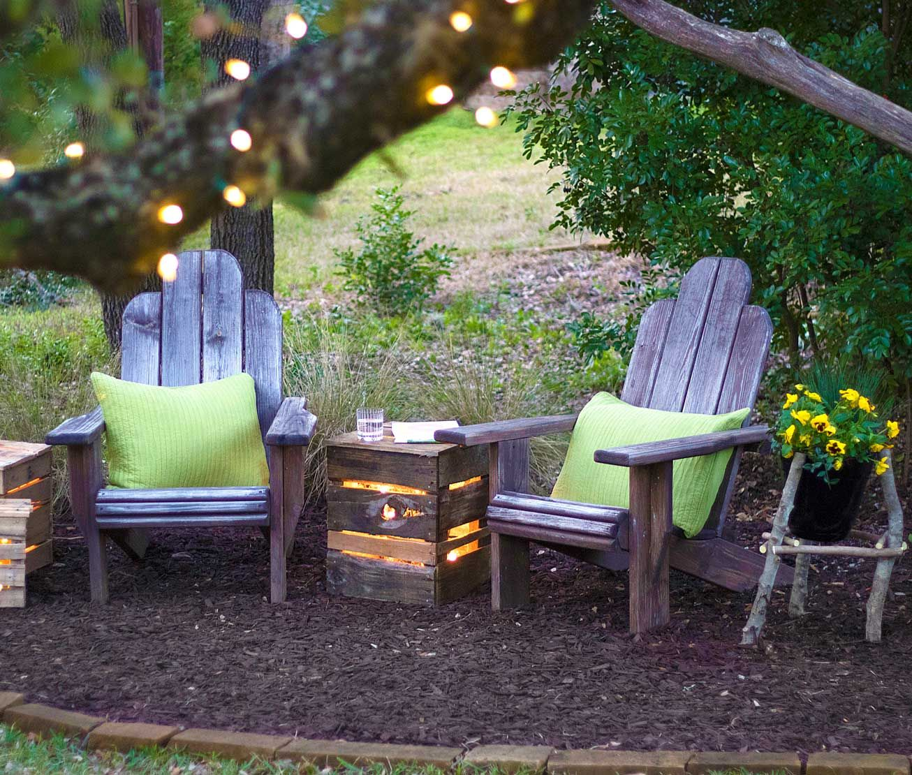 Transform your backyard into a relaxing retreat with Fiskars. These DIY backyard  oasis ideas will help inspire your creation! - Transform Your Backyard Into The Oasis Of Your Dreams With These 5 Steps