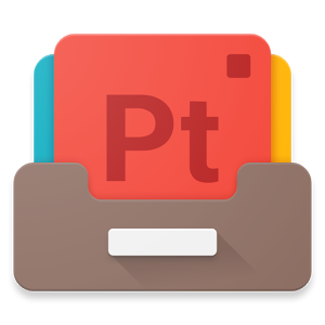 Periodic table android icon material design icons pinterest periodic table android icon urtaz Images