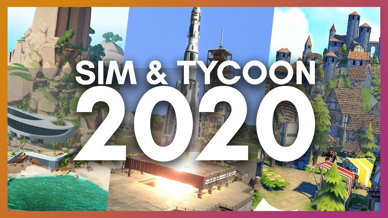 Best Simulation Tycoon City Builder Games Of 2020 Youtube In 2020 With Images City Builder Games City Building Game Games
