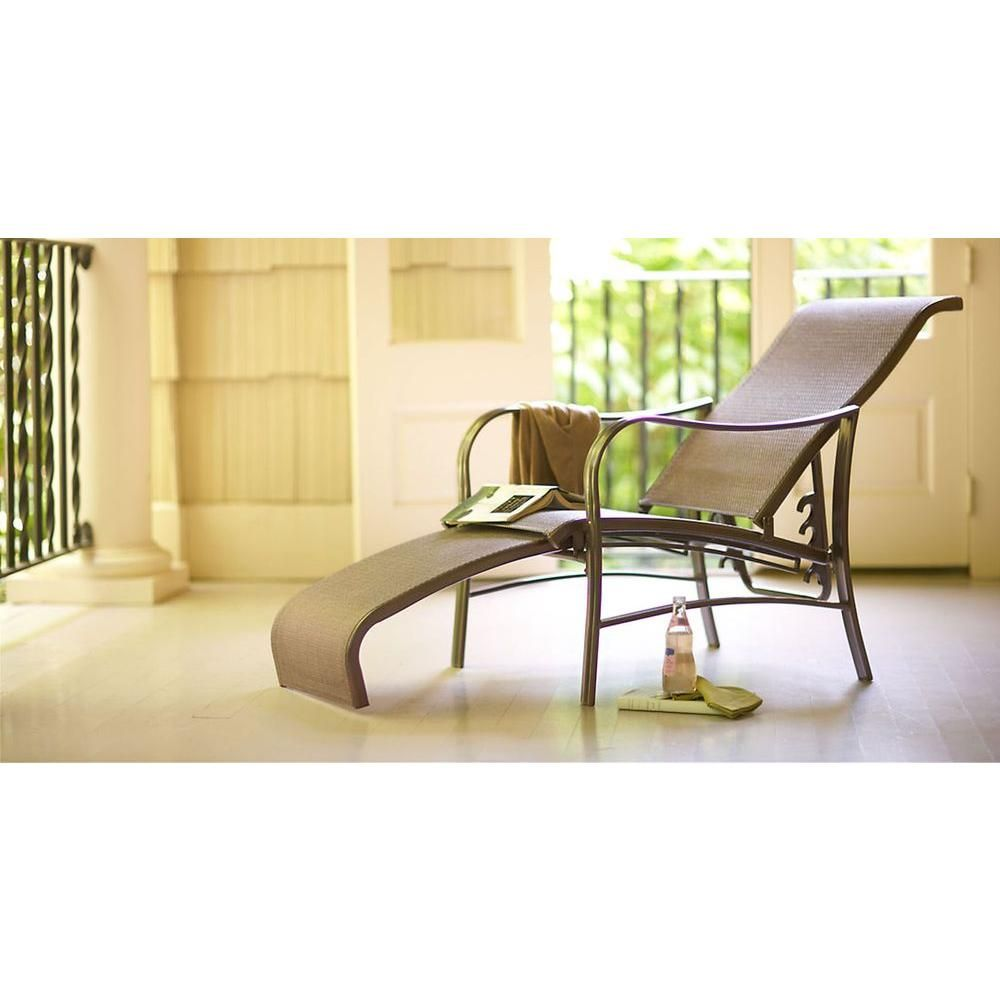 Tremendous Martha Stewart Living Grand Bank Patio Reclining Lounge Uwap Interior Chair Design Uwaporg