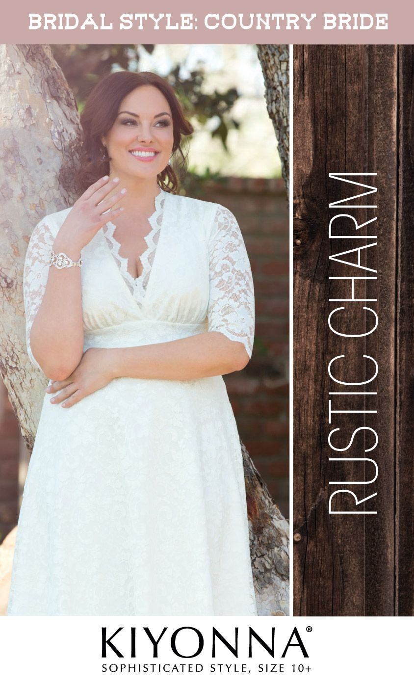 Add a little rustic feel to your special day with just the right