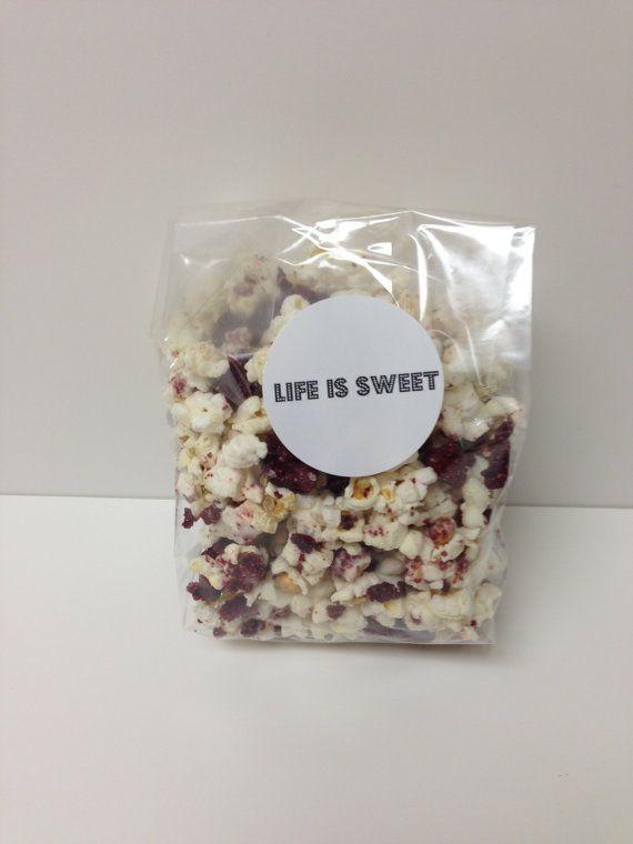 the perfect vday gift - 1lb bag of Red Velvet Popcorn