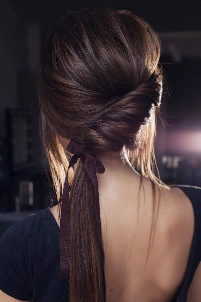 Inspirierende Frisur für besondere Anlässe
