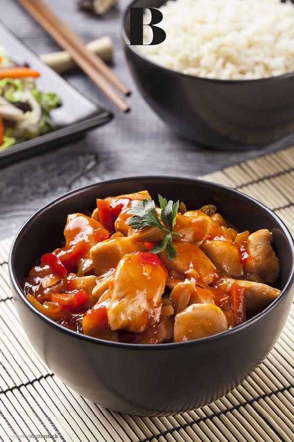 Photo of Thai-Curry mit Hähnchen