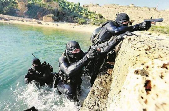 Israeli Navy Seals - Shayetet 13 | Operators & Soldiers
