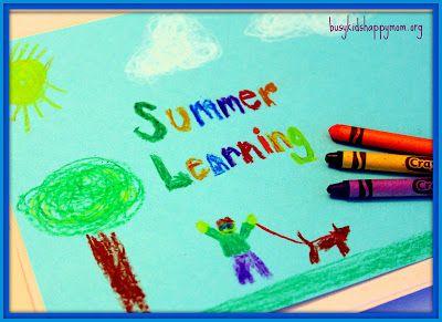Do it yourself summer school from summer school school and child diy summer school fun ideas for each day of the week and simple activities to solutioingenieria Gallery