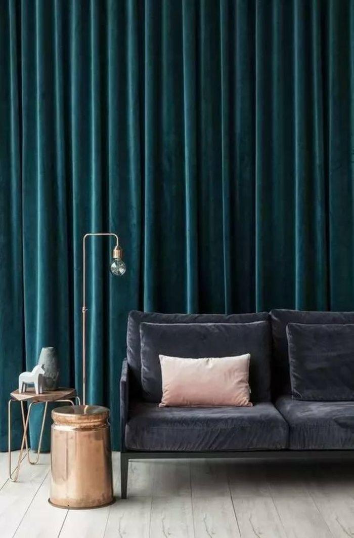 des rideaux occultants l ment important de d coration. Black Bedroom Furniture Sets. Home Design Ideas
