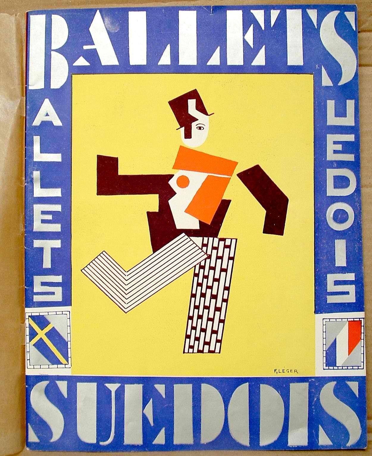 Les Ballets Suédois 1920-1925 à la Bibliothèque-musée de l'Opéra - Palais Garnier | Expositions à Paris - Expo In The City