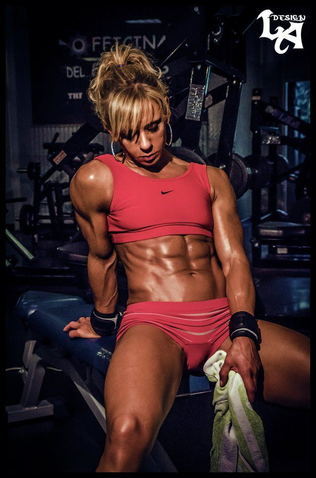 Female Muscle Abs | Muscle fitness, Abs women