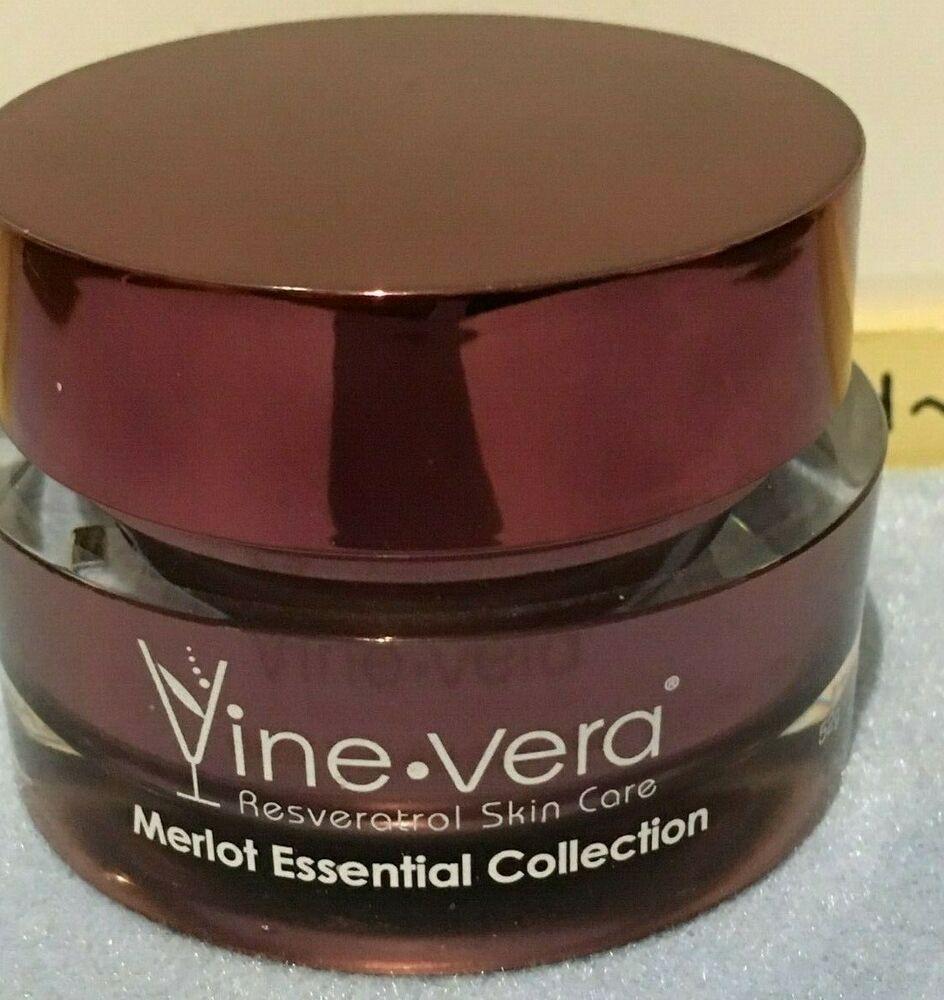Vine Vera Resveratrol Merlot Moisture Day Cream 52g 1 83oz By Vine Vera Vinevera Cruelty Free Moisturizer Vine Vera Resveratrol Vines