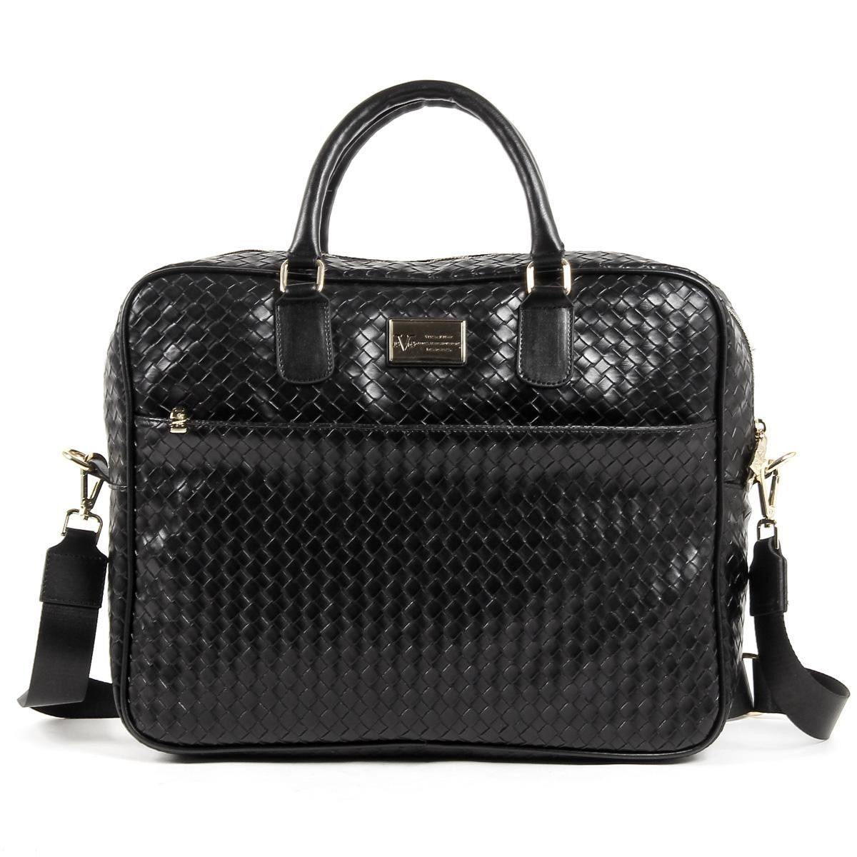 Versace 19.69 Abbigliamento Sportivo Srl Milano Italia Mens Bag V1969019B BLACK