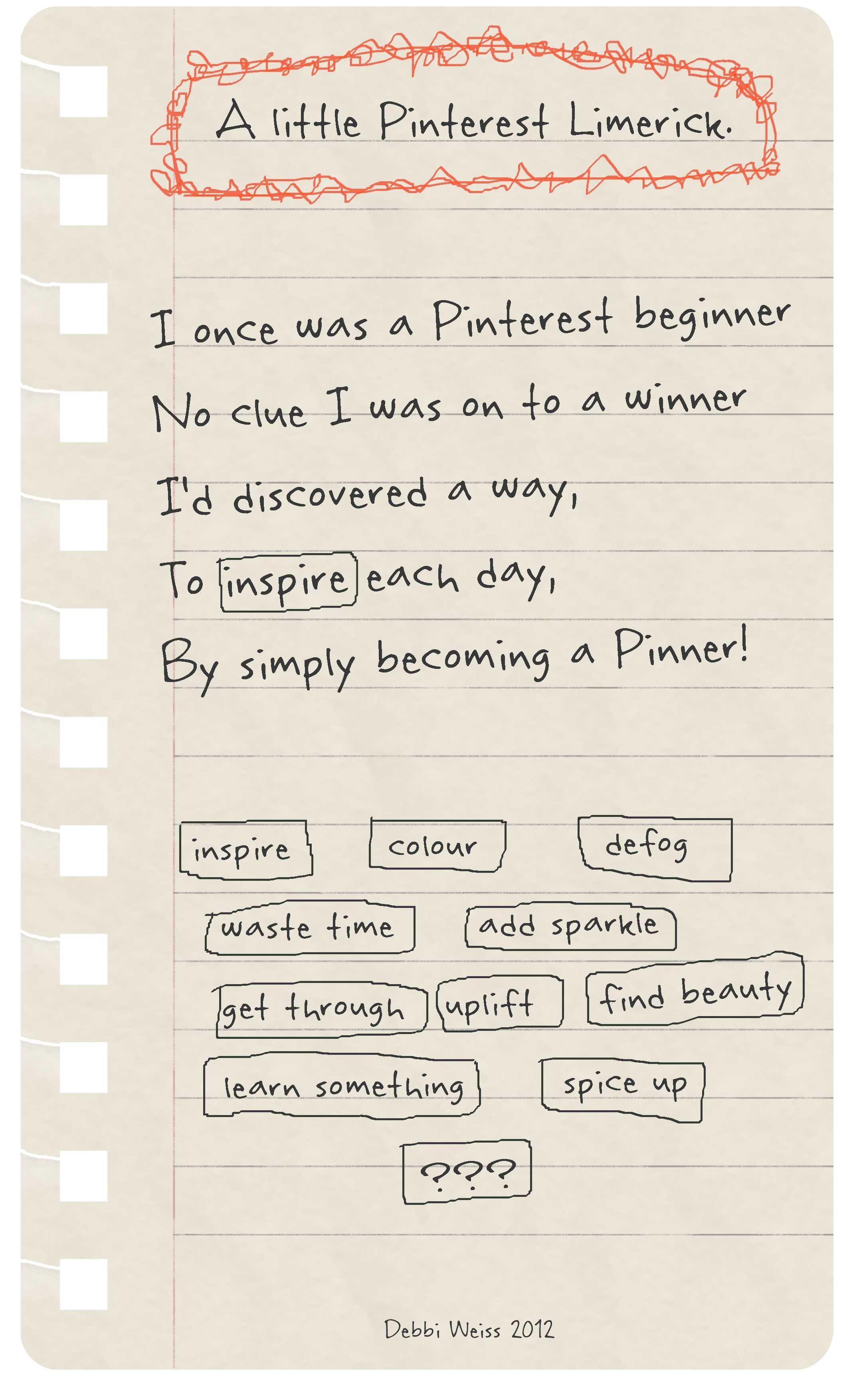 Pinterest Limerick