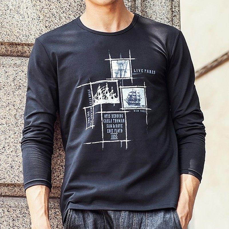 Camiseta Manga Longa Richard