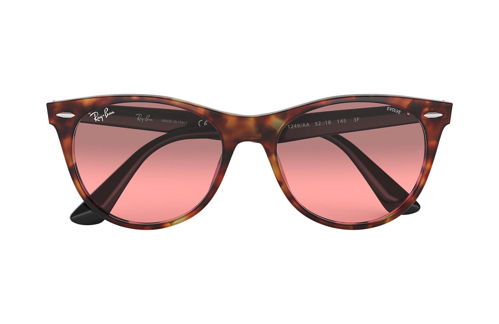 Check Out The Wayfarer Ii Washed Evolve At Ray Ban Com Ray Ban Sunglasses Outlet Rayban Wayfarer Ray Ban Sunglasses