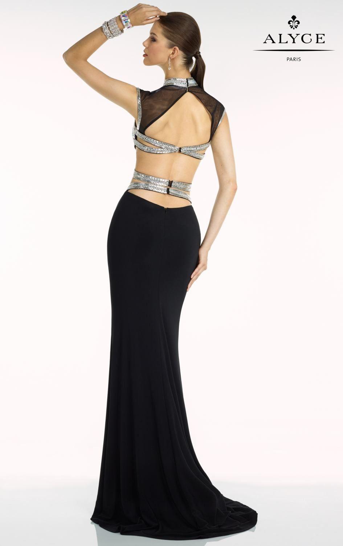 Alyce Paris 6537   Bodycon Prom Dress   Bodycon Prom Dresses ...